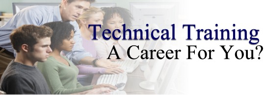 A Career in Technical Training:  Is It For You?